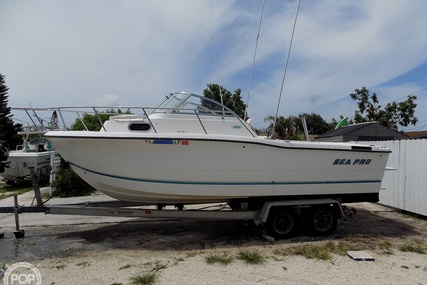 Sea Pro 235 WA for sale in United States of America for $12,800 (£9,176)