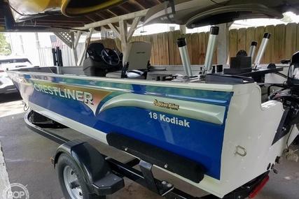 Crestliner 18 Kodiak for sale in United States of America for $14,800 (£10,765)