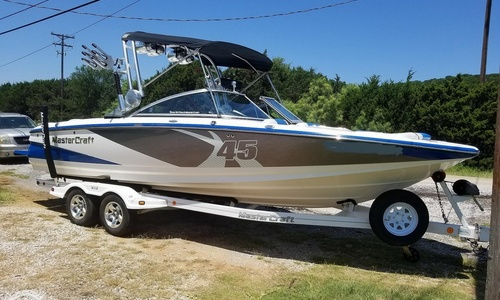 Image of Mastercraft X45 for sale in United States of America for $89,000 (£64,648) Graford, Texas, United States of America