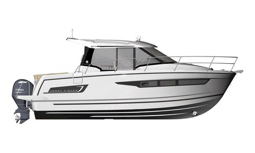 Image of Jeanneau Merry Fisher 895 for sale in United Kingdom for £137,500 Brightlingsea, United Kingdom