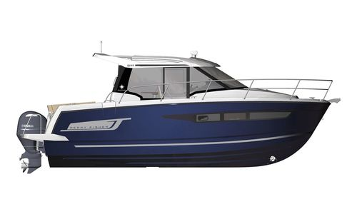 Image of Jeanneau Merry Fisher 895 for sale in United Kingdom for £166,500 Brightlingsea, United Kingdom