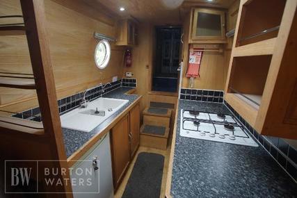 Narrowboat Roger Fuller 54ft for sale in United Kingdom for £62,000