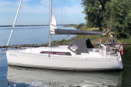 Hanse 320 for sale in Netherlands for €59,000 (£50,446)
