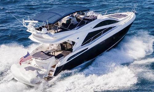 Image of Sunseeker Manhattan 55 for sale in United States of America for $1,075,000 (£793,627) Fort Lauderdale, FL, United States of America