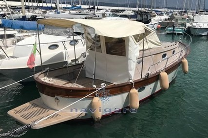 Bani 7,50 SEMICABINATO for sale in Italy for €50,000 (£42,558)