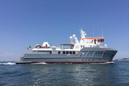 Ocean King 130 for sale in Italy for €13,800,000 (£11,818,610)
