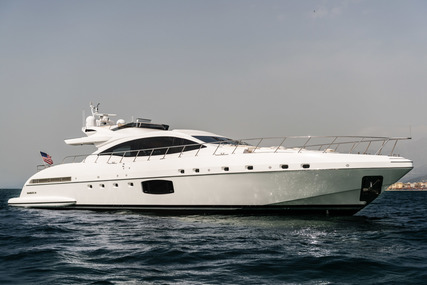 Mangusta Maxi-Open W Flybridge/Hardtop for sale in United States of America for $5,690,000 (£4,087,086)