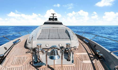 Image of Palmer Johnson 150 SportYacht for sale in United States of America for $13,900,000 (£10,022,424) , Florida, United States of America