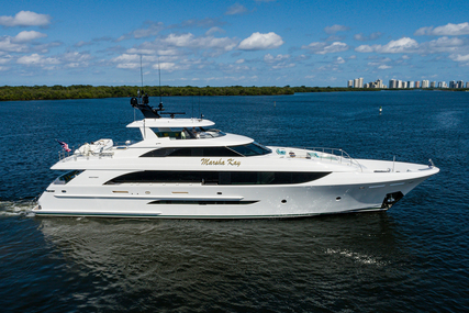 Westport 38m for sale in United States of America for $21,995,000 (£16,072,342)
