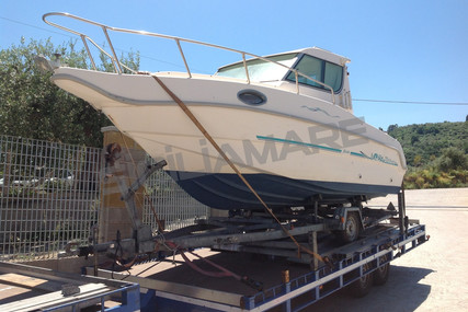 Saver MANTA 21 for sale in Italy for €14,500 (£12,249)