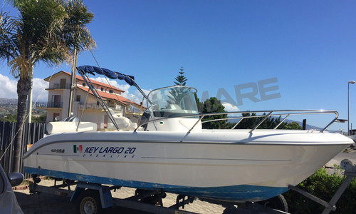 Image of Sessa Marine Key Largo 20 for sale in Italy for €18,500 (£15,751) Calabria, , Italy