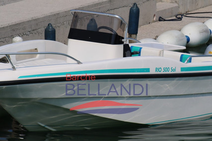 Rio 500 SOL for sale in Italy for €7,700 (£6,609)