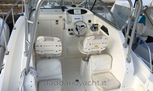 Image of Boston Whaler Conquest 255 for sale in Italy for €70,000 (£59,737) Italy