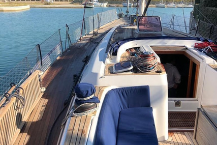 Grand Soleil 56 for sale in Italy for €385,000 (£329,023)