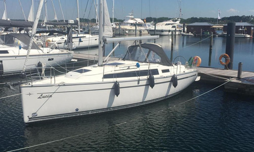 Image of Bavaria Yachts 34 Cruiser for sale in Germany for €102,000 (£87,045) Breege, , Germany