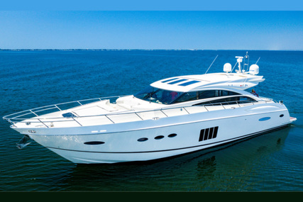 Princess V72 for sale in United States of America for $1,749,000 (£1,255,816)