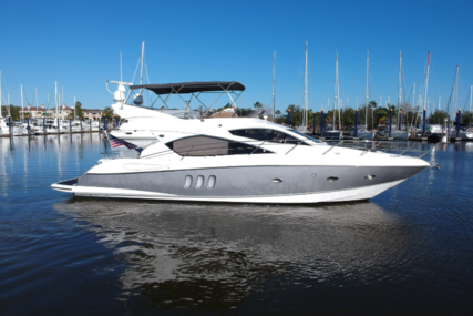 Sunseeker Manhattan 52 for sale in United States of America for $684,000 (£491,125)