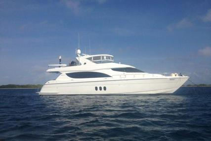 Hatteras 80 Motor Yacht for sale in United States of America for $2,025,000 (£1,464,897)