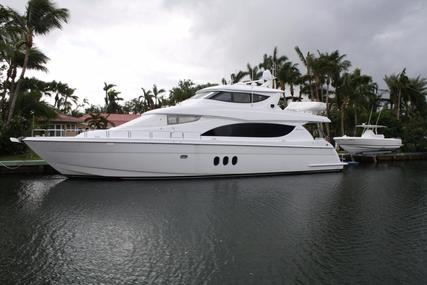 Hatteras 80 Motor Yacht for sale in United States of America for $2,300,000 (£1,648,852)
