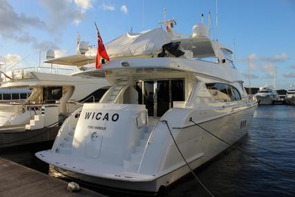 Hatteras 80 Motor Yacht for sale in United States of America for $2,000,000 (£1,446,812)
