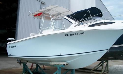Image of Sailfish 220 CC for sale in United States of America for $44,900 (£32,542) Jacksonville, Florida, United States of America