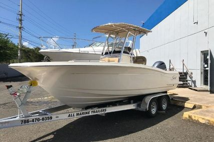 Scout 215 XSF for sale in Puerto Rico for $77,900 (£56,759)