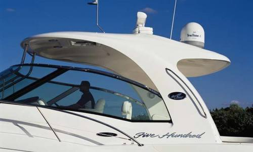 Image of Sea Ray 500 Sundancer for sale in United States of America for $335,000 (£242,794) North Miami Beach,, United States of America