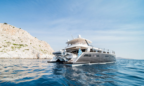 Image of Lagoon 630 MY for sale in Greece for €1,998,000 (£1,705,055) Greece