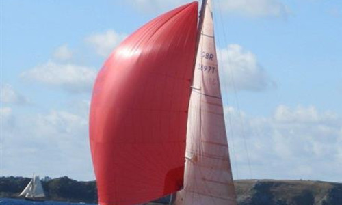 Image of Beneteau First 38s5 for sale in France for €49,500 (£42,303) Le Minihic-sur-Rance, , France