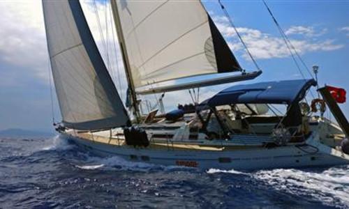 Image of Jeanneau Sun Odyssey 51 for sale in Turkey for €110,000 (£93,872) Marmaris, , Turkey