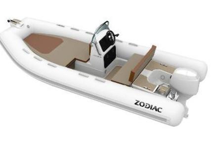 Zodiac Medline 500 for sale in Germany for €18,290 (£15,621)