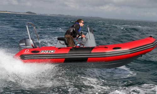 Image of Zodiac Pro 500 for sale in Germany for €18,900 (£16,190) Bönningstedt, , Germany
