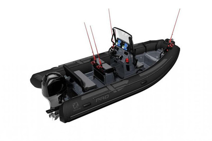 Zodiac Pro 550 for sale in Germany for €11,569 (£9,899)