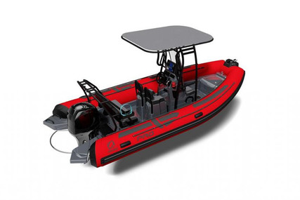 Zodiac PRO 5.5 NEO for sale in Germany for €16,490 (£14,083)