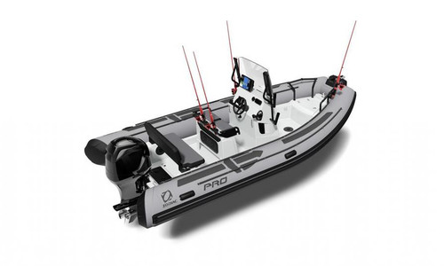 Image of Zodiac Pro 550 for sale in Germany for €13,900 (£11,835) Bönningstedt, , Germany