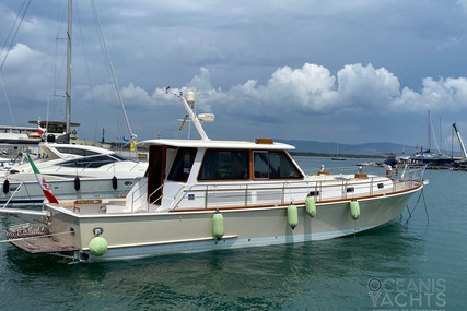 Grand Banks Eastbay 54 for sale in Italy for €690,000 (£587,009)