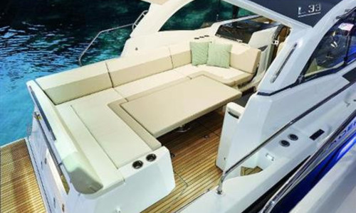 Image of Jeanneau Leader 33 for sale in Ireland for €319,000 (£273,369) Leinster, Dublin, , Ireland