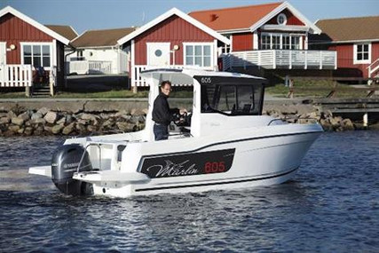 Jeanneau Merry Fisher 605 Marlin for sale in Ireland for €53,690 (£45,981)