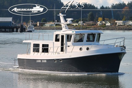 American Tug for sale in United States of America for $930,000 (£677,610)