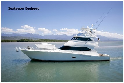 Viking 76 Enclosed Skybridge for sale in United States of America for $3,995,000 (£2,880,546)