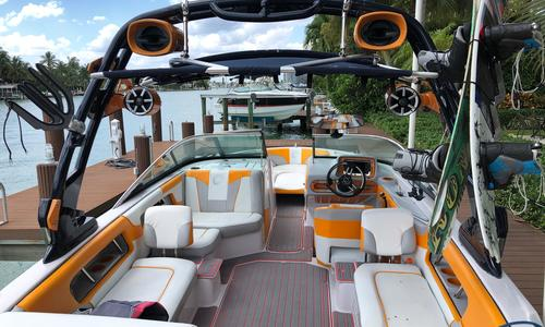 Image of 2012 Correct Craft Super Air Nautique 230 for sale in United States of America for $58,500 (£42,181) Miami, FL, United States of America