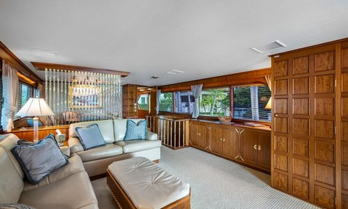 Image of Feadship Yacht Fisherman for sale in United States of America for $1,575,000 (£1,146,246) Fort Lauderdale, Florida, United States of America