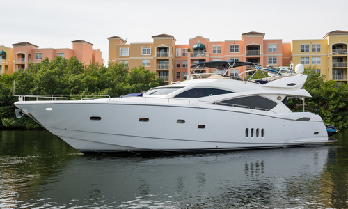 Image of Sunseeker Yacht for sale in United States of America for $1,395,000 (£1,029,870) Aventura, Florida, United States of America
