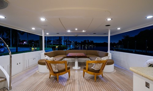 Image of Westport Raised Pilothouse for sale in United States of America for $4,099,000 (£2,983,152) Fort Lauderdale, Florida, United States of America