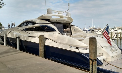 Image of Sunseeker 75 PREDATOR for sale in United States of America for $625,000 (£452,974) Dania Beach, Florida, United States of America