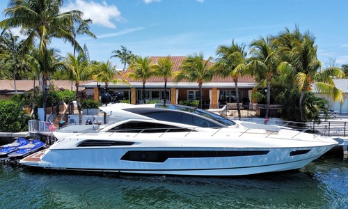 Image of Sunseeker Predator 68 for sale in United States of America for $1,750,000 (£1,276,636) Miami, Florida, United States of America