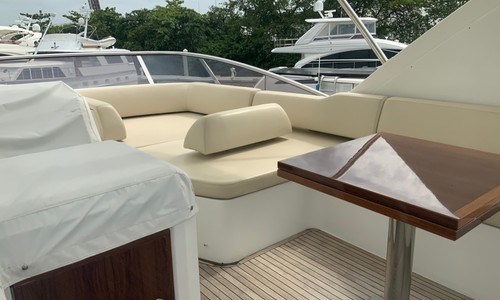 Image of Azimut Yachts 60 Fly for sale in United States of America for $1,140,000 (£841,614) Fort Lauderdale, Florida, United States of America