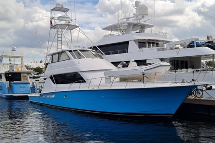 Hatteras Sportfisherman for sale in United States of America for $650,000 (£468,675)