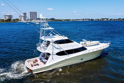 Hatteras Enclosed Bridge Convertible for sale in United States of America for $2,250,000 (£1,613,007)