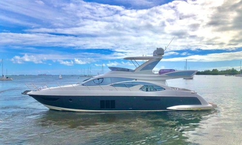 Image of Azimut Yachts Flybridge for sale in United States of America for $1,249,000 (£905,223) Coconut Grove, Florida, United States of America